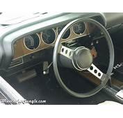1973 Cuda 340 Dash