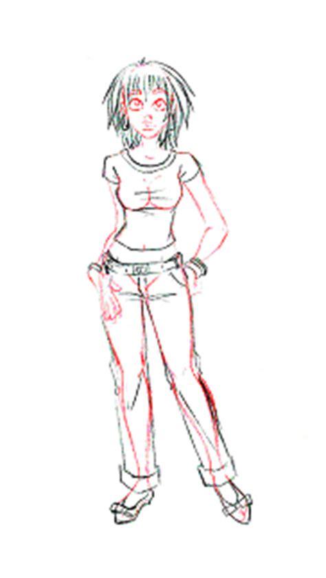 comic manga frauen zeichnen