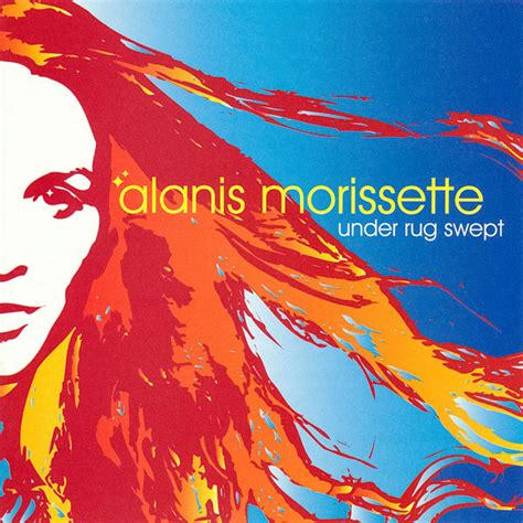 Alanis Morissette - Under Rug Swept | Releases | Discogs