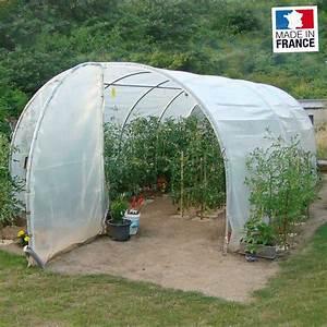 Construire Une Serre Pas Cher : serre tunnel 3m x 6m avec 2 portes richel serre jardin ~ Premium-room.com Idées de Décoration