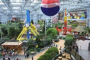 The Mall Of America  Bloomington  Minnesota