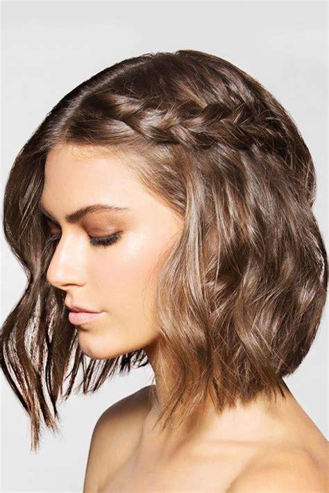 frisuren mit glatten haaren level up 4 frisuren f 252 r kurze haare zum nachstylen