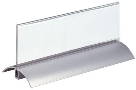 chevalet porte nom bureau durable chevalet de table porte noms desk presenter de