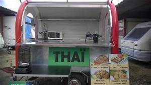Food Truck Occasion : remorque snack neuve food truck commerce ambulant 5450 69009 lyon rhone rhone alpes ~ Gottalentnigeria.com Avis de Voitures