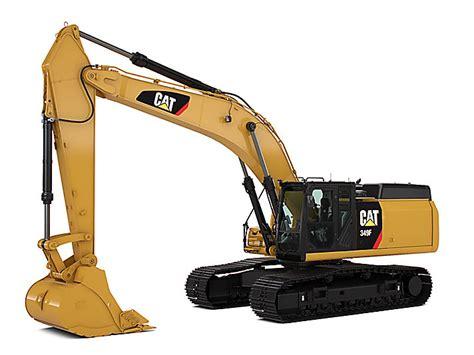 Cat | 349F L Hydraulic Excavator | Caterpillar