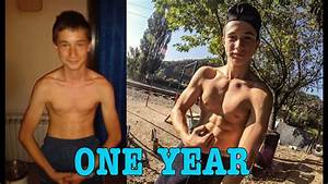 15 years 1 year transformation