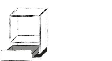 lment pour four avec niche p four et tiroir with four tiroir coulissant
