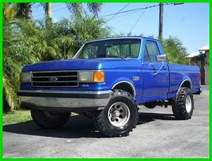 1989 Ford F