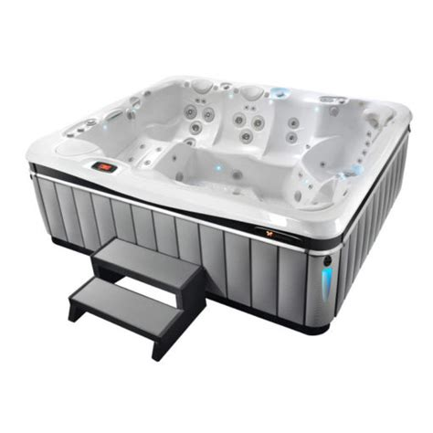 tub 8 person cantabria 8 person tub leisure time inc