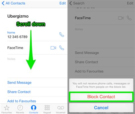 how to unblock numbers on iphone iphone callers block how to keep unknown callers out