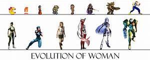 Artists That Show Evolution Of Women | Joy Studio Design ...