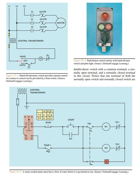 Wiring Diagram For Auto Light Switch by Automatic Controls Electric Equipment