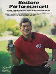 Bamboo Trading: Buddy Parrott 1996 Restore Lubricant Ad
