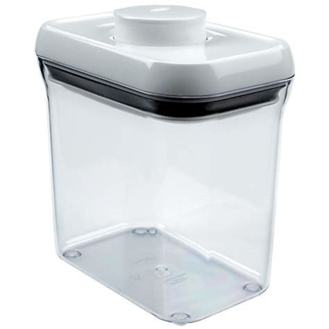 Oxo Spice Rack by Oxo Grips Pop Rectangle Container 1 5 Qt Spice