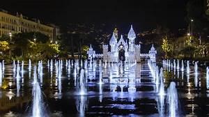 Promenade, Paillon, Christmas, U2013, Bing, Wallpaper, Download