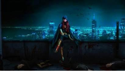 Batwoman Wallpapers 4k Imac Batgirl Repose Cz