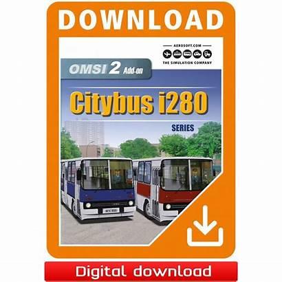 Pc Omsi Citybus I280 Windows Elgiganten Tilfoej