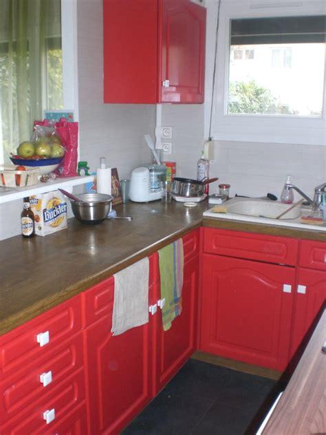 cuisine à rénover cuisine rustique à rénover pas très original