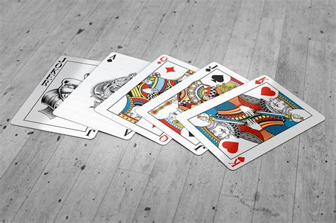 Maybe you would like to learn more about one of these? Playing cards deck on Behance