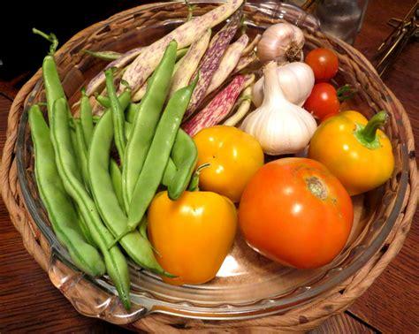 Vegetable Produce Baskets