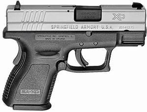 Springfield Armory Springfield Xd9 Essentials Dao Sub