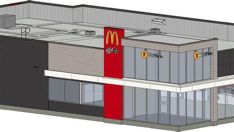 mcdonalds reveals store plans  south launceston