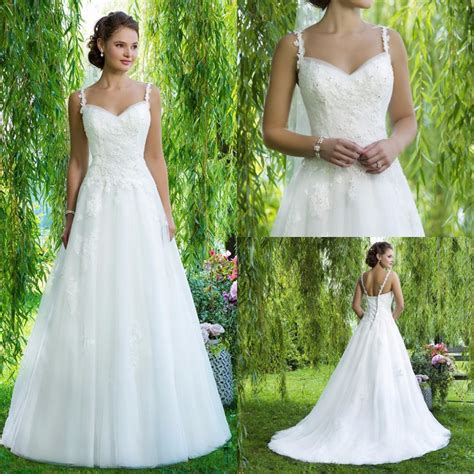 17 best ideas about garden wedding dresses on