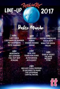 Rock In Rio 2017 News And Events Gaga Daily