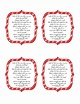 Candy Cane Poem   Christmas   Pinterest   Candy cane poem ...