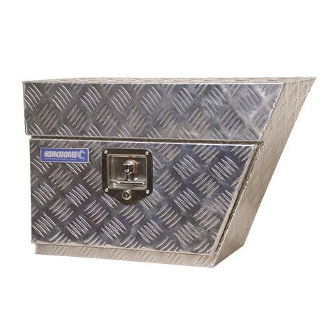 ute box aluminium  side vehicle storage  kincrome australia pty  kincrome