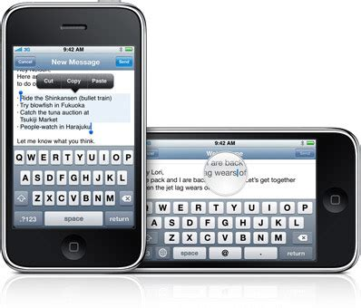 how to copy and paste on iphone copy and paste applemacgeniusville