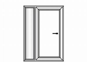 Porte D Entrée Tiercée : portes d 39 entr e pvc vente de menuiseries pvc sur mesure ~ Carolinahurricanesstore.com Idées de Décoration