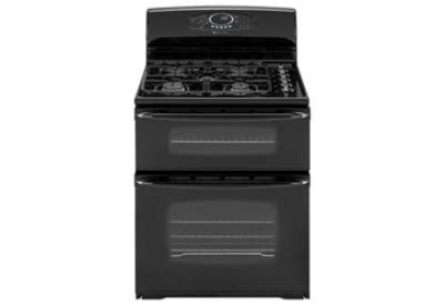 "Maytag Gemini 30"" Double Oven Free Standing Gas Range"
