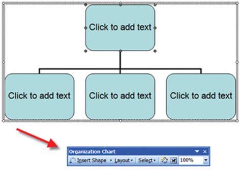 prepare  instant organizational chart