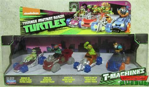 teenage mutant ninja turtles  machines midnight mutants