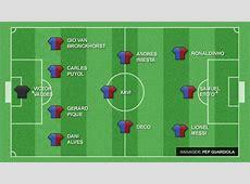 BBC Jonathan Stevenson Real v Barca teams of the century