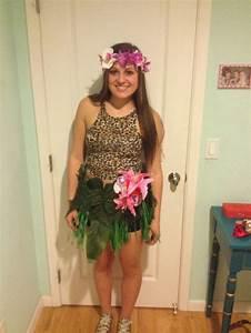 "DIY Katy Perry ""Roar"" costume | Jungle party ideas | Pinterest"