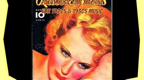 New york city was the hub for jazz music in the 1930s and 1940s. Classic 1930s & 1940s Big Band Swing Orchestra Music @Pax41 - YouTube