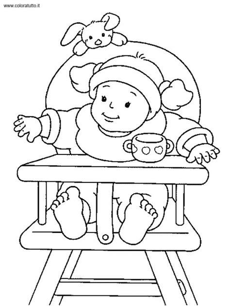 disegni bebe da stare bebe 5 disegni per bambini da colorare