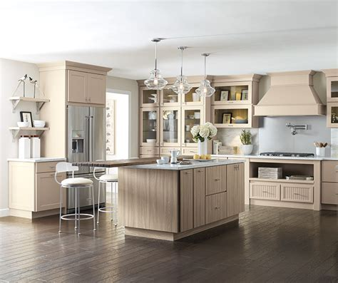beige kitchen cabinets transitional kitchen with beige cabinets kemper cabinetry 1573