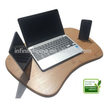 bamboo wood contour lap desk jumboo bamboo contour laptop computer lap desk with pillow