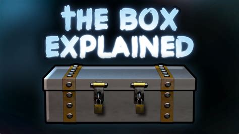 box explained  secret   missed