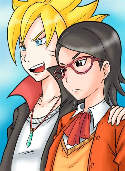 alright   whos ready   boruto  sarada