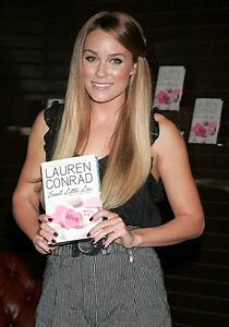 "Lauren Conrad Book Signing For ""Sweet Little Lies"" - Zimbio"