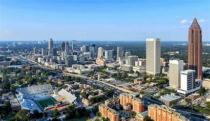 Atlanta Development Skyscraperpage Skyline Midtown Thread San