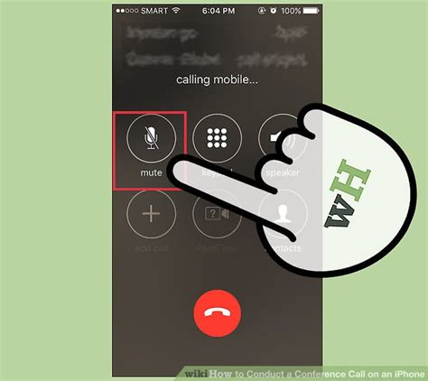 how to make conference call on iphone how to conduct a conference call on an iphone 10 steps How T
