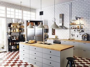 cuisine deco industrielle 10 idées déco de cuisine style industriel deco cool