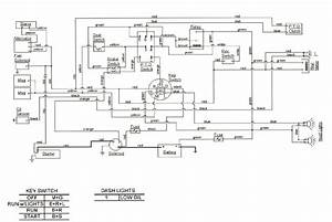 Bolens Lawn Tractor Ignition Switch Wiring Diagram  Bolens