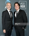 John DeLuca and Rob Marshall attend the 24th annual ...