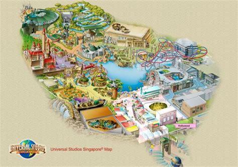 universal studios singapore le migliori attrazioni del